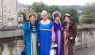 Reportaje Fotográfico del Festival de Bath, por nuestras austenitas deBarcelona