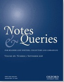 notes-and-queries