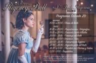 Programa del Baile de Regencia (Madrid), 29 Octubre2016