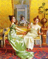 """Jane Austen Académica: """"El dilema de la amistad en Emma, de Jane Austen"""", por Laura E.Thomason"""