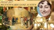 ¡Ya estamos en el año del Bicentenario Jane Austen! ¡Muy Feliz2017!