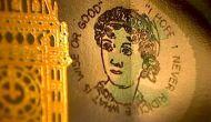 Una imagen grabada de Jane Austen dispara cuatro billetes de 5 libras a un valor de¡50.000!