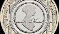 Monedas de Jane Austen de 2 Libras esterlinas, esta primavera de2017