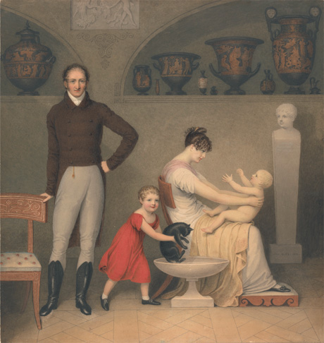 Self-portrait-of-Adam-Buck-1759-and-family-460