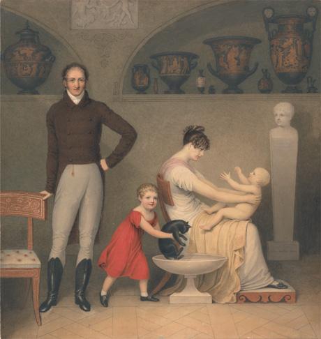 Self-portrait-of-Adam-Buck-1759-and-family-460