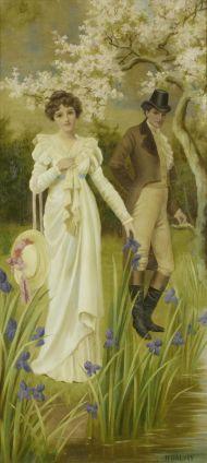 21 Febrero 1817: Carta de Jane a su sobrina Fanny (continuación). Jane, contundente como una apisonadora sobre los sentimientos de susobrina…