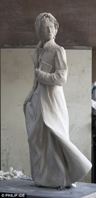 Estatua de Jane Austen