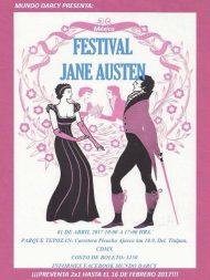 01 Abril 2017: Evento austenita en México. 1er Festival JaneAusten.
