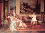 14 Marzo 1817. Carta de Jane a su sobrina Caroline Austen. Jane orgullosa de sus ingresos gracias a sutalento