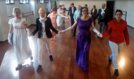 Las Country Dances en tiempos de Jane Austen. Cursos Impartidos en Madrid.