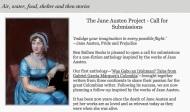 Plazo de presentación de escritos para una nueva antología de JaneAusten