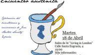 18 Abril 2017. Encuentro austenita en Madrid, organizado por la Jane Austen SocietyEspaña.