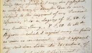 27 Abril 1817, Domingo. Jane Austen redacta sutestamento.