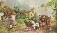 24 Mayo 1817. Jane y Cassandra salen hacia Winchester. Jane no regresará aChawton.