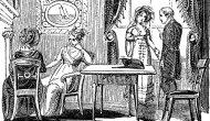 23 Julio 1817. Cassandra y su familia se preparan para dar sepultura aJane.