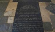 24 Julio 1817. Jane Austen recibe sepultura en la Catedral de Winchester. Poema de JamesAusten.