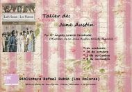 Encuentros Jane Austen en Cartagena,Murcia